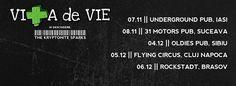 Vita de Vie LIVE @Underground The Pub