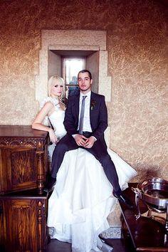 our fun wedding shoot