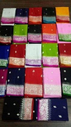 Wow Bridal Silk Saree, Organza Saree, Pakistani Bridal Wear, Cotton Saree, Black Saree Blouse, White Saree, Banarsi Saree, Kanchipuram Saree, Indian Dresses