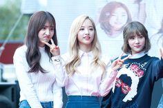 WJSN - Eunseo + Bona + Luda