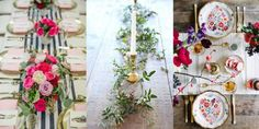 Decora tu mesa para San Valentín con flores frescas