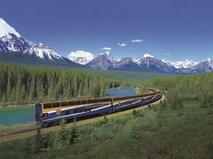 The Rocky Mountaineer: The Mountaineer made its first run in 1990 and has since grown into the world... - Rocky Mountaineer