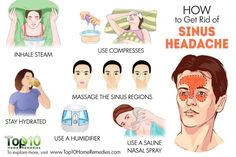 Watch This Video Classy Natural Headache Remedy for Instant Headache Relief Ideas. Incredible Natural Headache Remedy for Instant Headache Relief Ideas. Sinus Headache Home Remedies, Sinus Headache Relief, Sinus Headaches, Migraine Headache, Pain Relief, Top 10 Home Remedies, Natural Remedies, Sinus Problems, Exercises