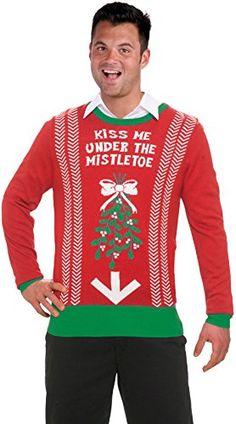 Forum Novelties Men's Under Mistletoe Novelty Christmas S... https://www.amazon.com/dp/B00A6F1Y3G/ref=cm_sw_r_pi_dp_x_AWUsybTJ3B1ZC