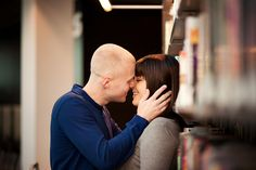 Engagement Session Seattle Library #engagement  #engagement