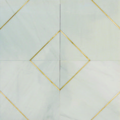 Lorca collection of marble tiles are refined and timeless. This classic marble is inspired by the antique floors found in southern Spain.
