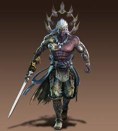 Warriors Orochi (series) | Koei Wiki | FANDOM powered by Wikia Arte Final Fantasy, Fantasy Art Warrior, Character Creation, Character Art, Character Design, Character Inspiration, Face Characters, Fantasy Characters, Fantasy Kunst Krieger