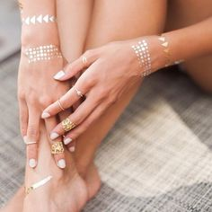 jewelry flash tattoos