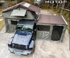 Source 2017 Newest Car Roof Top Tent Camping Car Roof Tent Outdoor Tent for Cars. Truck Camping So Auto Camping, Truck Camping, Jeep Truck, Camping Gear, Outdoor Camping, Camping Equipment, Camping Hacks, Mopar Jeep, Jeep Jku
