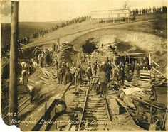 1907 --- In West Virginia's Marion County, an explosion in a network of mines owned by the Fairmont Coal Company in Monongah kills 361 coal miners. It was the worst mining disaster in American history. Virginia Hill, West Virginia History, Virginia Homes, Coal Miners, Marion County, Appalachian Mountains, Beautiful Sites, Historical Photos, East Coast
