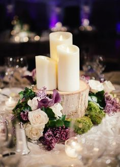 Featured Photographer: Eli Turner Studios; Wedding reception decor.