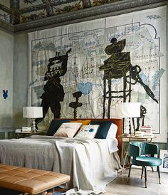 Old meets new in an opulent Italian palazzo - Telegraph
