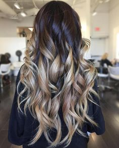 Bronde Ombre For Black Hair