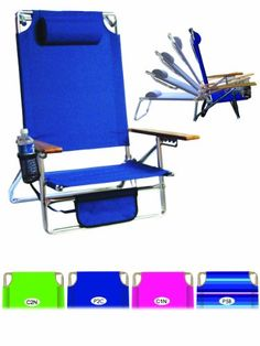 5 Pos Platinum LayFlat Chair Assorted colors Pkg1 -- See this great product.