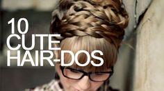 10 cute homemade hair-dos | Village VoicesVillage Voices