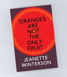 P22 Underground font on Jeanette Winterson book covers for Vintage Books