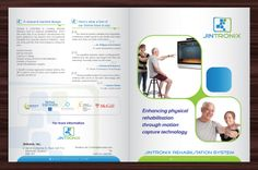 Jintrax Brochure Design