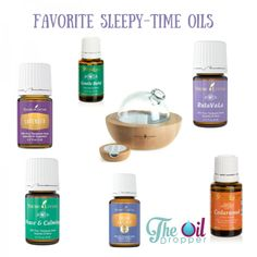 A few of my favorites to help unwind before bed. Check out my post at www.theoildropper.com/sleep