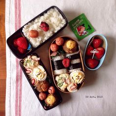 #cooking#food#foodie#igphoto#instafood#yum#yummy#yummypic#料理#料理写真#onmytable#obento#bento#お弁当#弁当#lunch#lunchbox#ランチ#ランチボックス#暮らし#coi_ben * * 2015/4/20 | おはよう☔️ * * 月曜日から雨か… * *