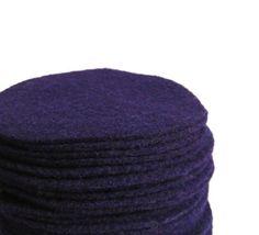 30 pcs Purple Felt Circles * Check out the image by visiting the link. 5 S, Felt, Sewing, Detail, Purple, Appliques, Unique, Circles, Image Link