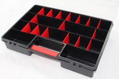XL Organizer Sortimentskasten Kleinteilemagazin Werkzeugkasten Schraubenbox   | eBay
