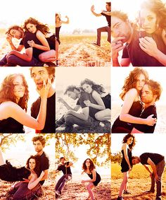 I was they were as cute together in the movie as they seem to be in real life...