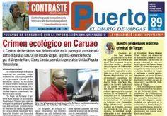 Puerto el Diario de Vargas ,  Nº. 89