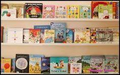 estantería cuentos Montessori - Buscar con Google