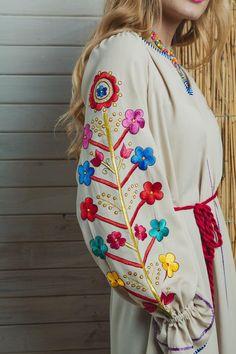Items similar to Maxi dress loose dress holiday dress summer loose dress loose fit maxi dress embroidered dress long bohemian dress holiday dress women on Etsy Mexican Fashion, Ethnic Fashion, Boho Fashion, Floral Maxi Dress, Boho Dress, Knit Dress, Holiday Dresses, Summer Dresses, White Peasant Blouse
