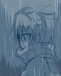 Natsu...Don't cry... :(