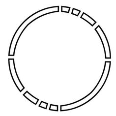 Simple Circle Tattoo Tattoo design 1: simple broken :: Get a (meaningful) word in morse code and put it in a circle?
