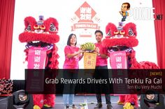 Great to see Grab is giving their drivers recognition and reward them.   Share this:   Facebook Twitter Google Tumblr LinkedIn Reddit Pinterest Pocket WhatsApp Telegram Skype Email Print