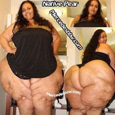 Native Pear Ssbbw