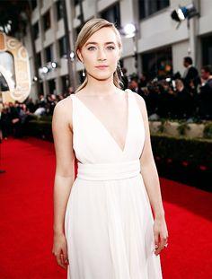 Saoirse Ronan Golden Globes 2016