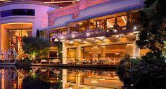 Las Vegas Fine Dining Restaurants   SW Steakhouse   Wynn Las Vegas - private dining room reception.