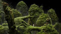 If someone ever says that games can not be art show them Samorost by Amanita Design - 9GAG