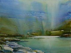 Piet Lap. Scotish Landscape.