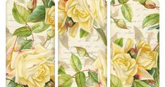"""We bring roses, beautiful fresh roses, Dewy as the morning, and coloured like the dawn. Yellow Roses, Gift Tags, Dawn, Free Printables, Lilac, Bring It On, Fresh, Gifts, Painting"