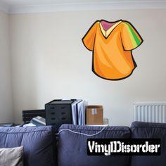 Sports Accessories Wall Decal - Vinyl Sticker - Car Sticker - Die Cut Sticker - DC 003