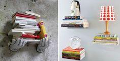 Prateleiras para livros: Aprenda como fazer - Viva Decora