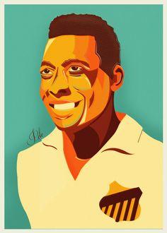 Neil Stevens - Pelé