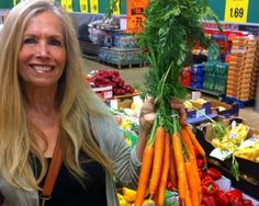 Exclusive: World's sexiest vegetarian at 70, Mimi Kirk dishes on diet, recipes