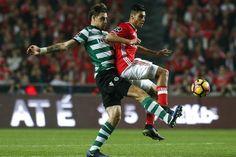 """Coates está na lista de compras do Benfica e Rui Vitória foi questionado sobre o tema na antevisão ao jogo com o Tondela. """"Tem qualidade"""", disse."""