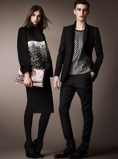 Must Have Sweater! Burberry Prorsum Pre- Fall 2013