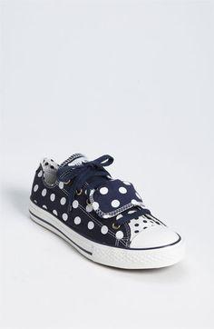 Sophia    Converse 'Polka Dot Double Tongue' Sneaker (Toddler, Little Kid & Bid Kid) | Nordstrom