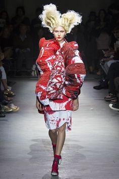 Comme des Garçons Spring 2015 RTW – Runway – Vogue