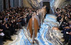 Louis Vuitton Men´s Fashion Show 2014-2015