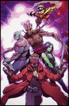 My favorite movie so far guardians of the Galaxy