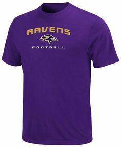 Women's Baltimore Ravens Majestic Purple Draft Me VII T-Shirt