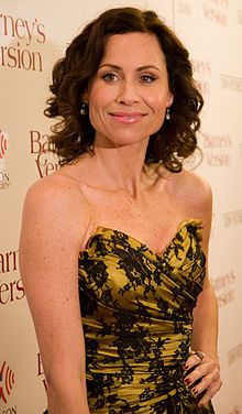 Minnie Driver. She was both the voice of Jane from Tarzan (My favorite Disney girl) and Lady Carlota in the 2004 Phantom of the Opera!
